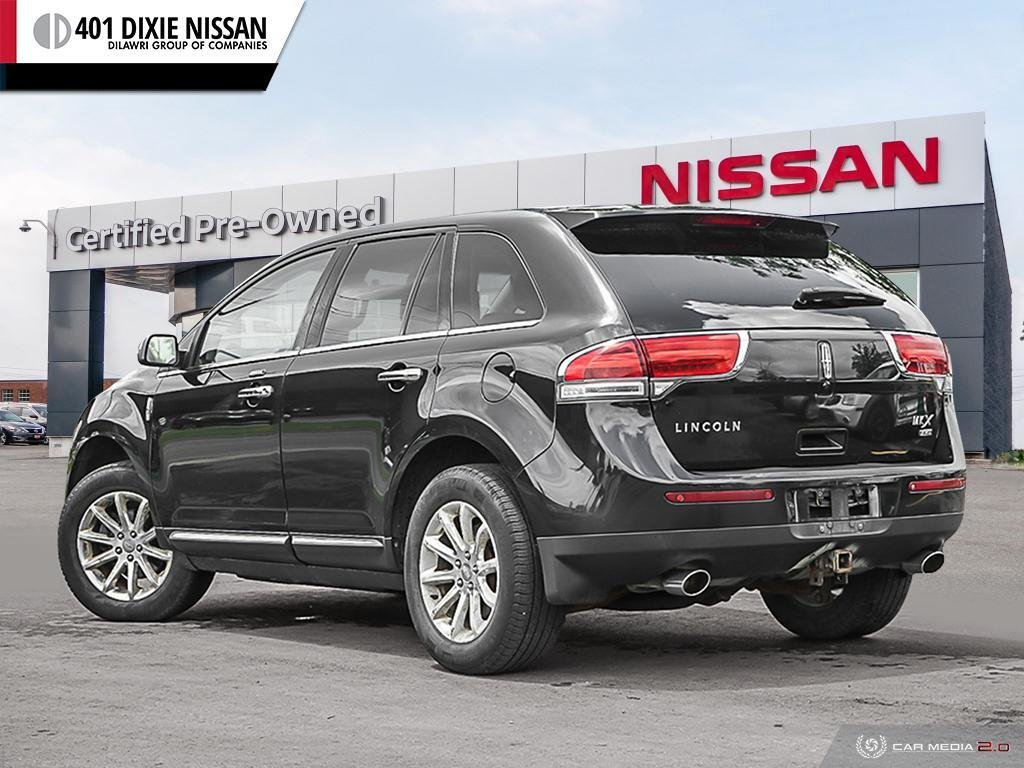 2011 Lincoln MKX 4D Utility AWD in Mississauga, Ontario - 4 - w1024h768px