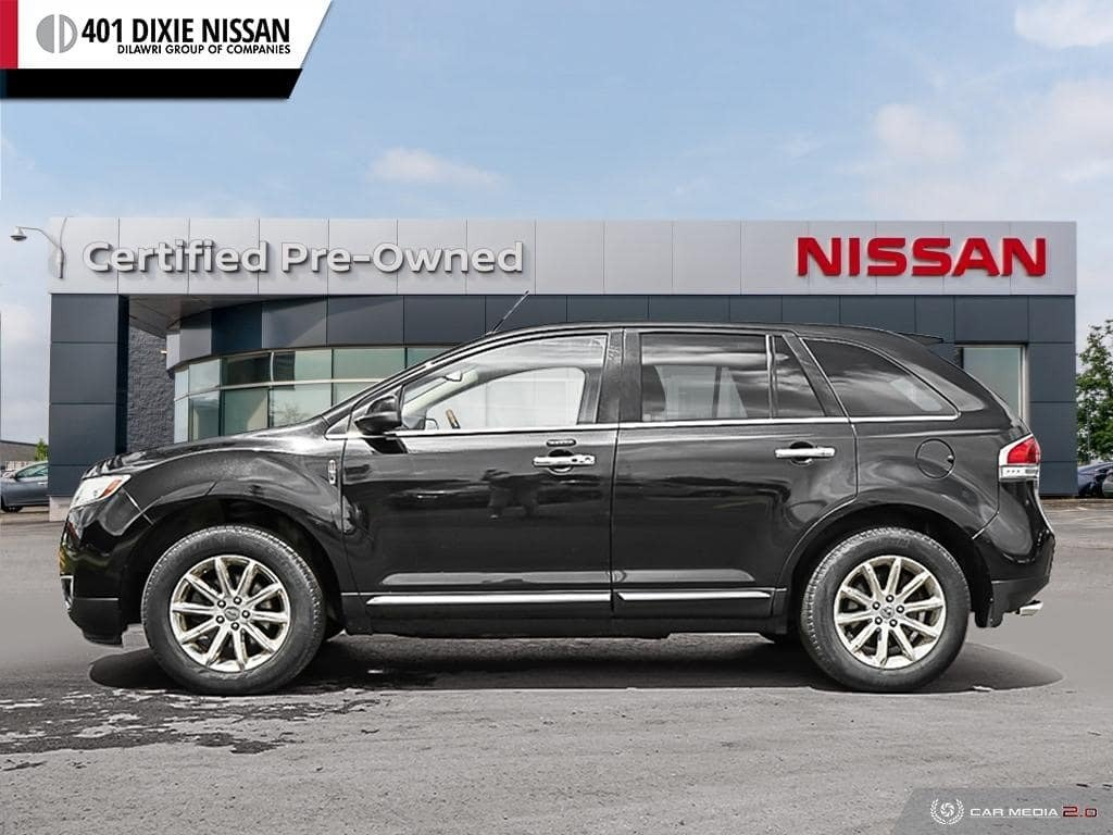2011 Lincoln MKX 4D Utility AWD in Mississauga, Ontario - 3 - w1024h768px