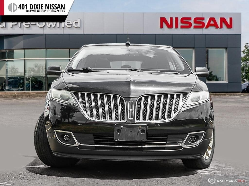 2011 Lincoln MKX 4D Utility AWD in Mississauga, Ontario - 2 - w1024h768px