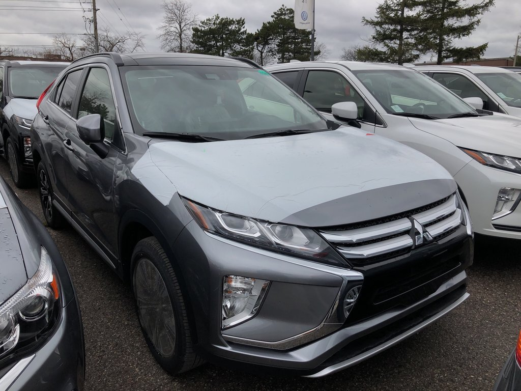 2019 Mitsubishi ECLIPSE CROSS GT S-AWC in Mississauga, Ontario - 4 - w1024h768px
