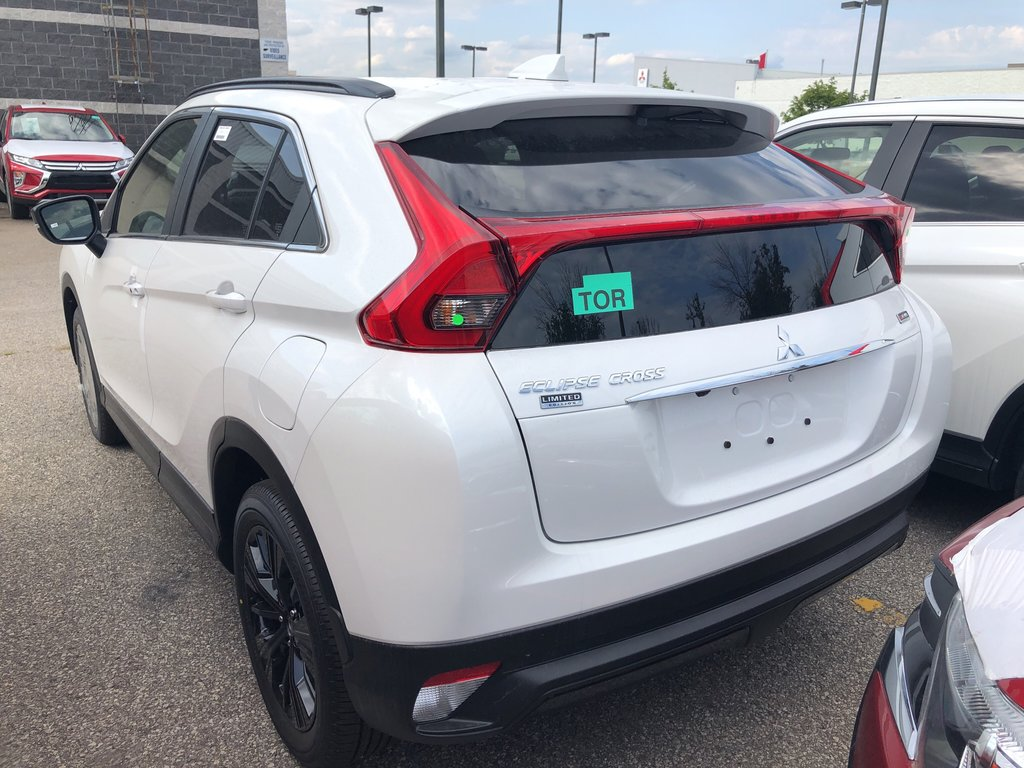 2020 Mitsubishi ECLIPSE CROSS Limited Edition S-AWC in Mississauga, Ontario - 2 - w1024h768px