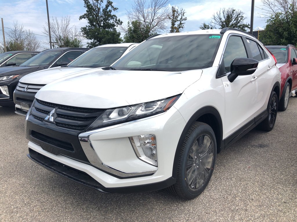 2020 Mitsubishi ECLIPSE CROSS Limited Edition S-AWC in Mississauga, Ontario - 1 - w1024h768px