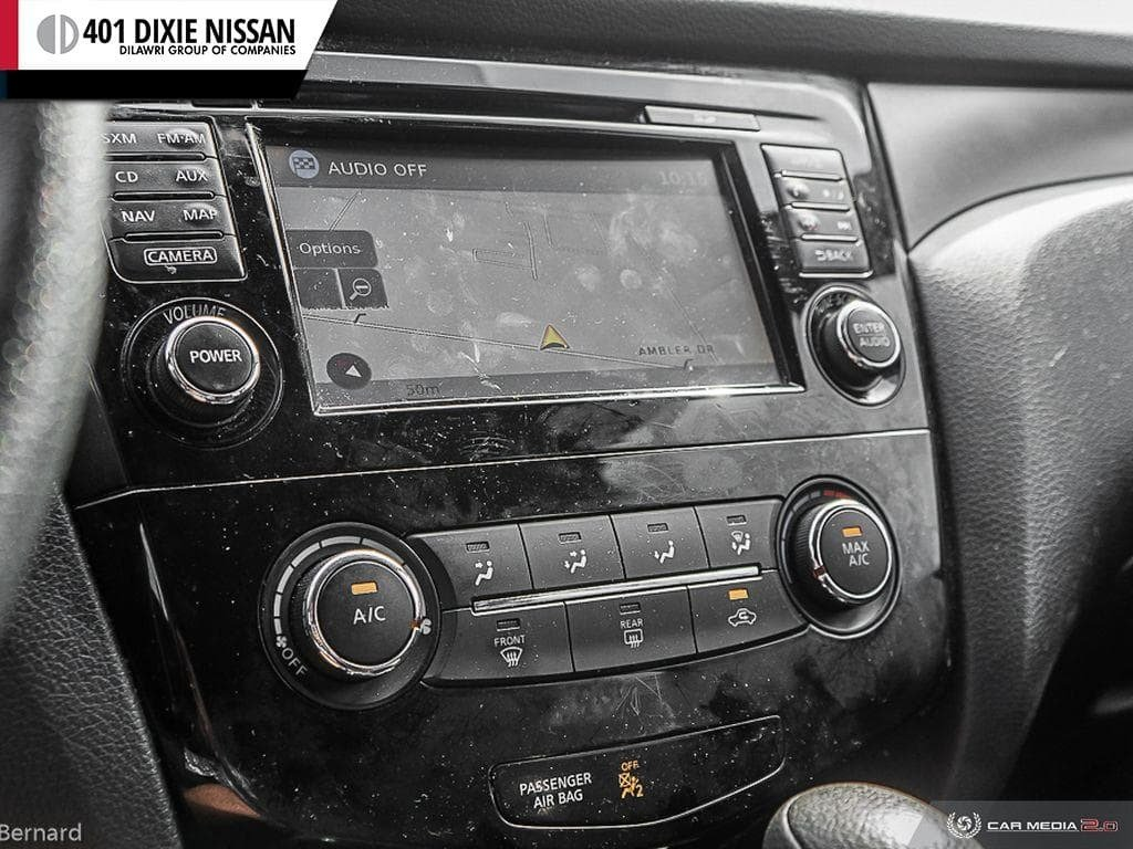2014 Nissan Rogue SV AWD CVT in Mississauga, Ontario - 20 - w1024h768px