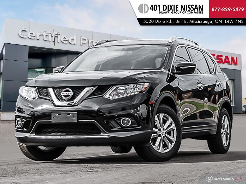 2014 Nissan Rogue SV AWD CVT in Mississauga, Ontario - 1 - w1024h768px