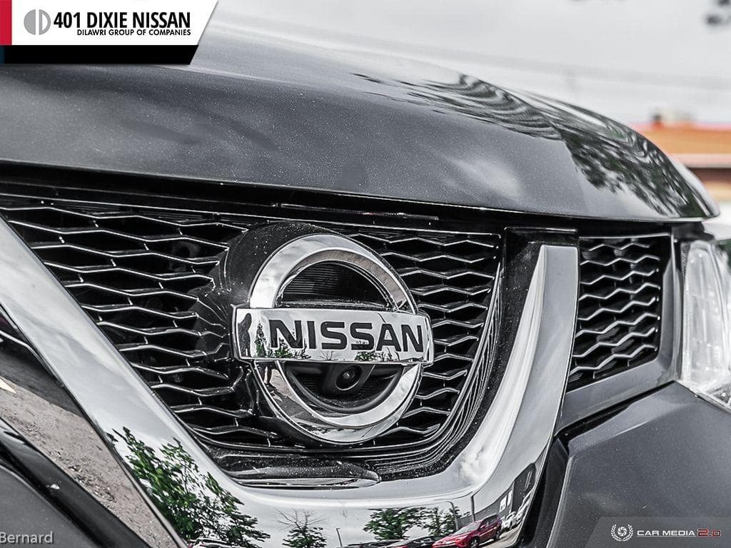 2014 Nissan Rogue SV AWD CVT in Mississauga, Ontario - 9 - w1024h768px