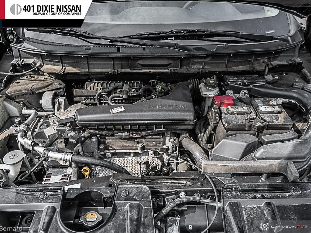 2014 Nissan Rogue SV AWD CVT in Mississauga, Ontario - 8 - w1024h768px