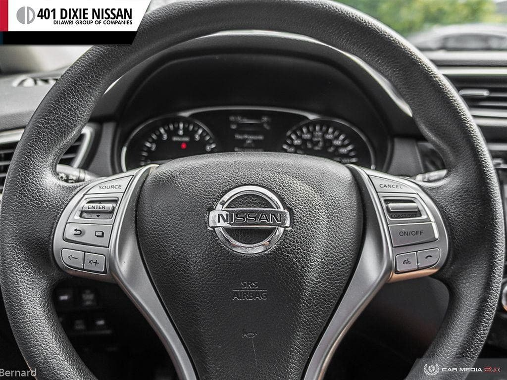 2014 Nissan Rogue SV AWD CVT in Mississauga, Ontario - 14 - w1024h768px