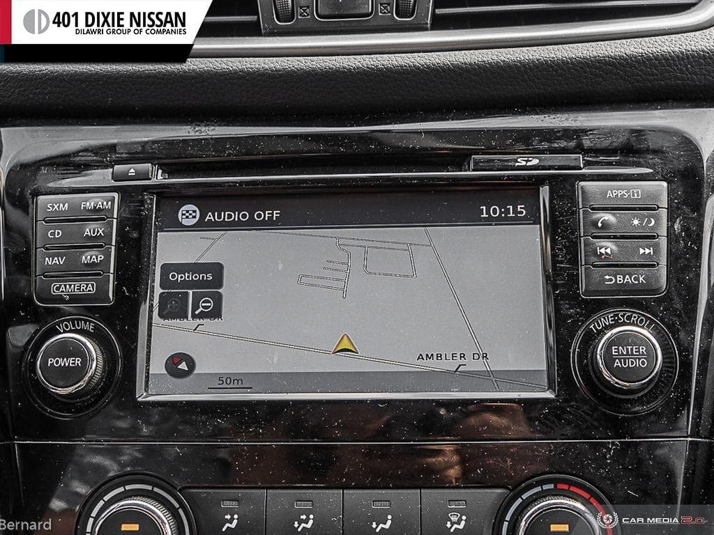2014 Nissan Rogue SV AWD CVT in Mississauga, Ontario - 21 - w1024h768px