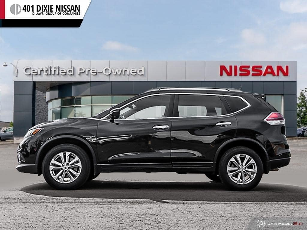 2014 Nissan Rogue SV AWD CVT in Mississauga, Ontario - 3 - w1024h768px