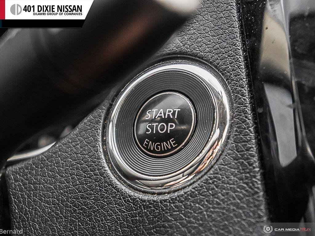 2014 Nissan Rogue SV AWD CVT in Mississauga, Ontario - 27 - w1024h768px
