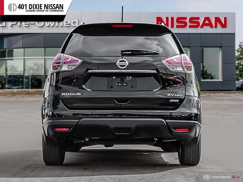 2014 Nissan Rogue SV AWD CVT in Mississauga, Ontario - 5 - w1024h768px