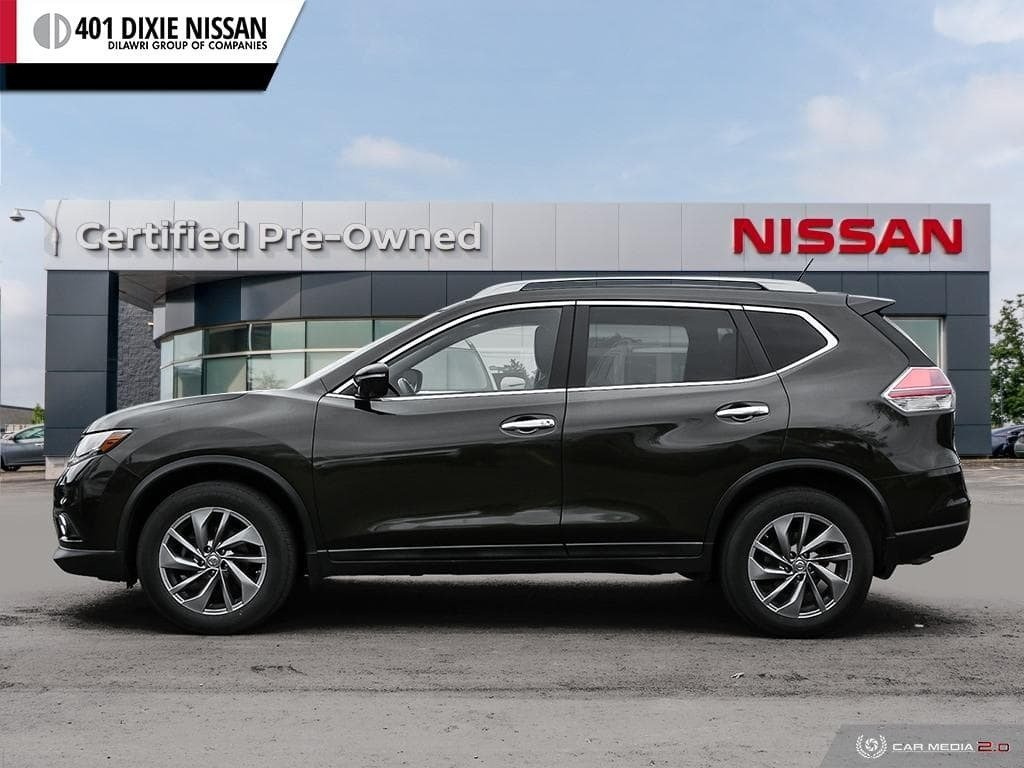 2015 Nissan Rogue SL AWD CVT in Mississauga, Ontario - 3 - w1024h768px