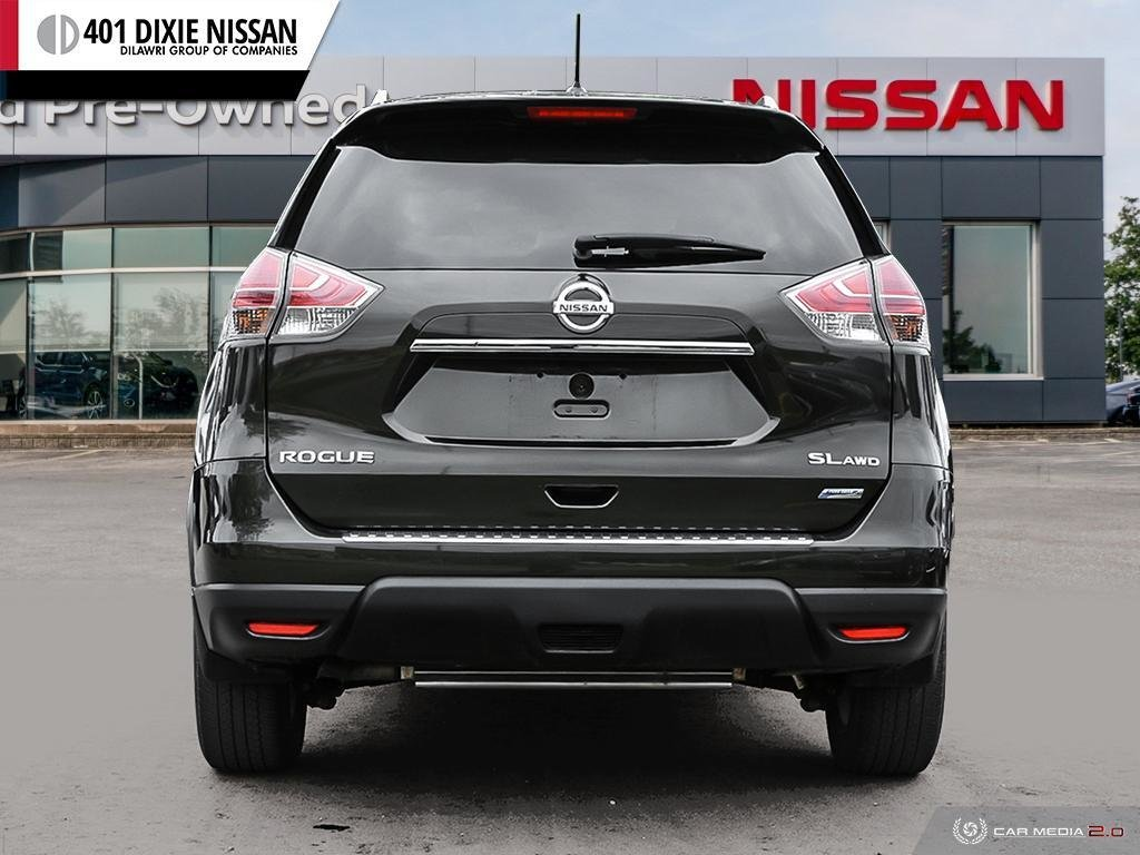 2015 Nissan Rogue SL AWD CVT in Mississauga, Ontario - 5 - w1024h768px