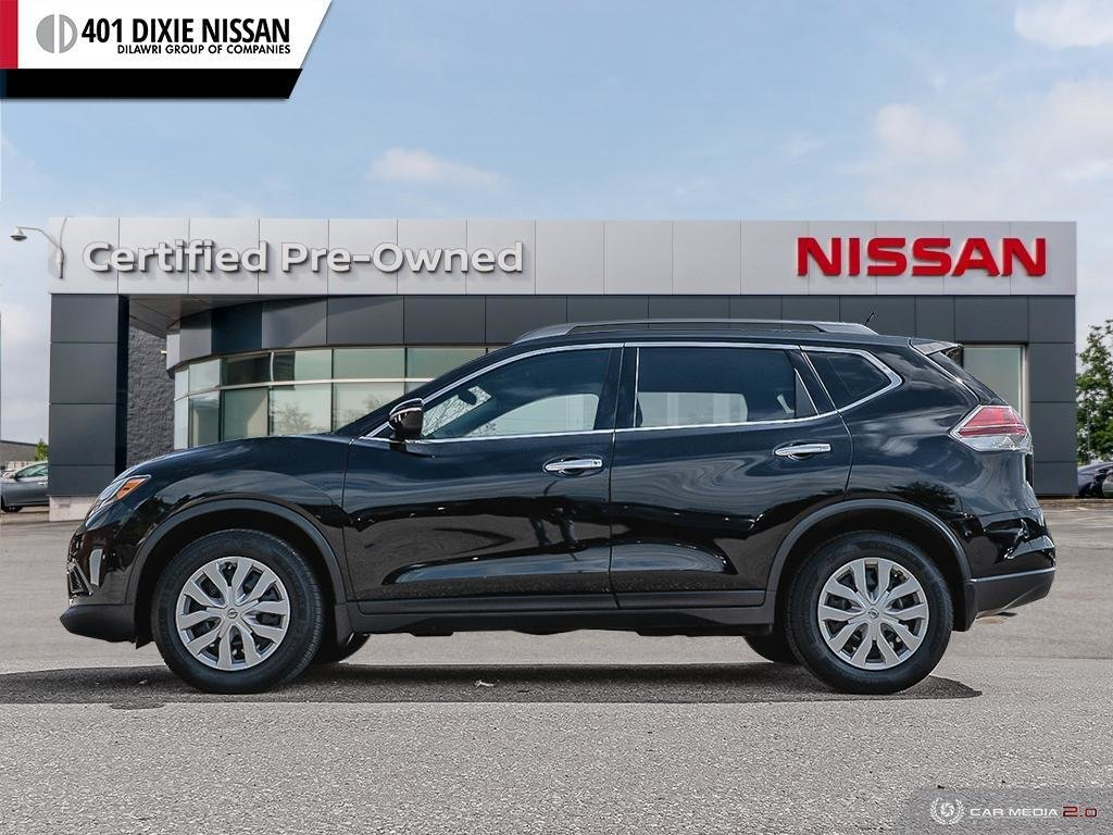 2015 Nissan Rogue S FWD CVT in Mississauga, Ontario - 3 - w1024h768px