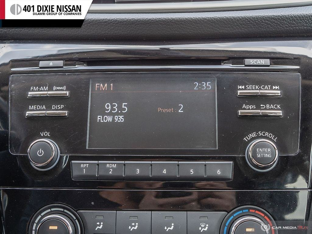 2015 Nissan Rogue S FWD CVT in Mississauga, Ontario - 21 - w1024h768px