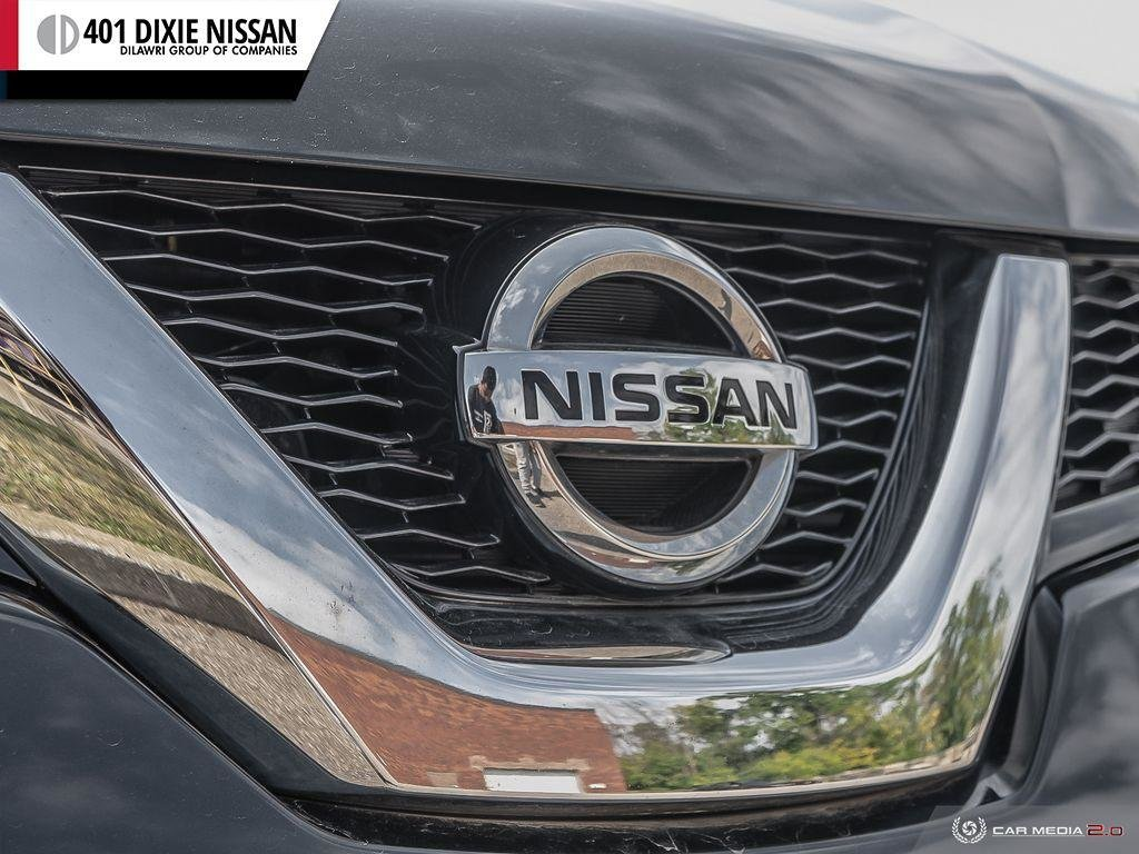 2015 Nissan Rogue S FWD CVT in Mississauga, Ontario - 9 - w1024h768px