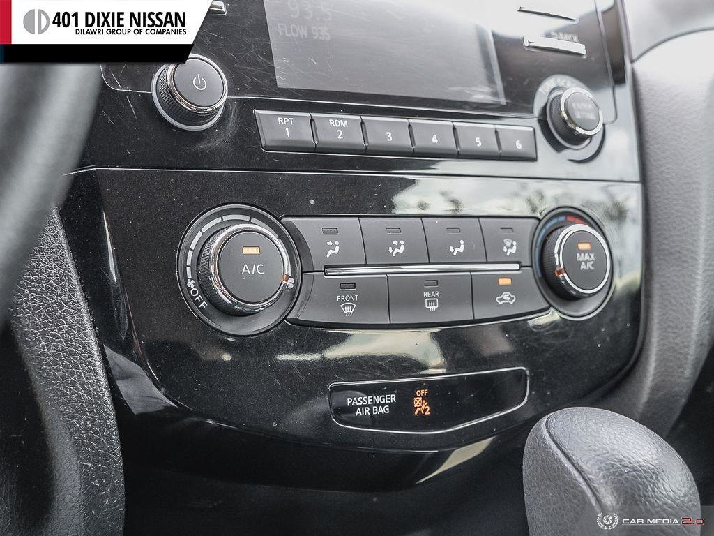 2015 Nissan Rogue S FWD CVT in Mississauga, Ontario - 20 - w1024h768px