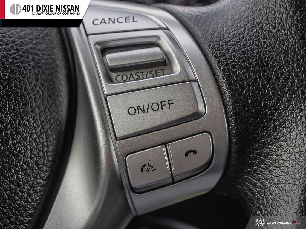 2015 Nissan Rogue S FWD CVT in Mississauga, Ontario - 27 - w1024h768px