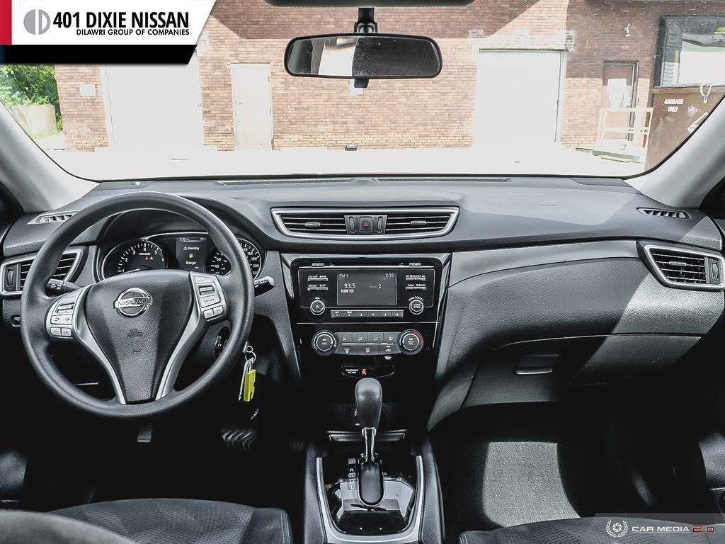 2015 Nissan Rogue S FWD CVT in Mississauga, Ontario - 25 - w1024h768px