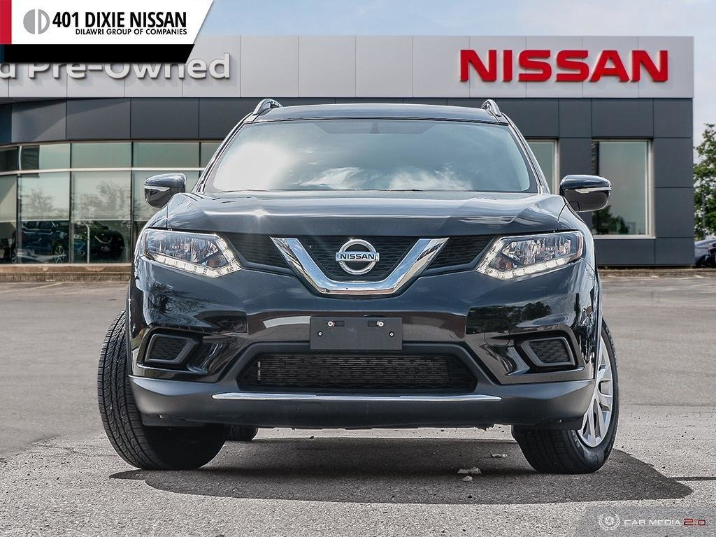2015 Nissan Rogue S FWD CVT in Mississauga, Ontario - 2 - w1024h768px