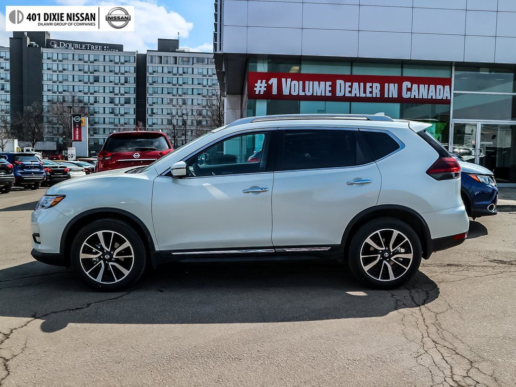 2019 Nissan Rogue SL AWD CVT in Mississauga, Ontario - 8 - w1024h768px