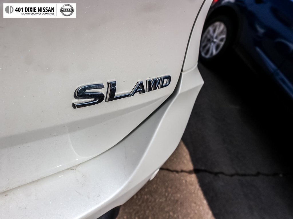 2019 Nissan Rogue SL AWD CVT in Mississauga, Ontario - 20 - w1024h768px