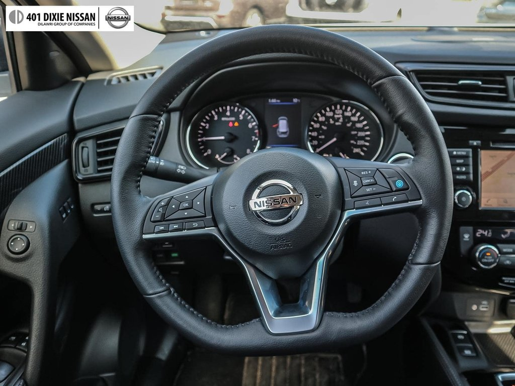 2019 Nissan Rogue SL AWD CVT in Mississauga, Ontario - 11 - w1024h768px