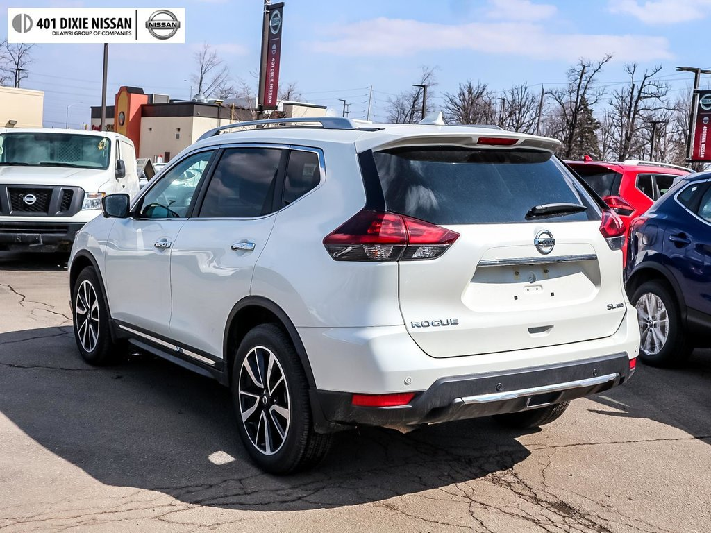 2019 Nissan Rogue SL AWD CVT in Mississauga, Ontario - 7 - w1024h768px