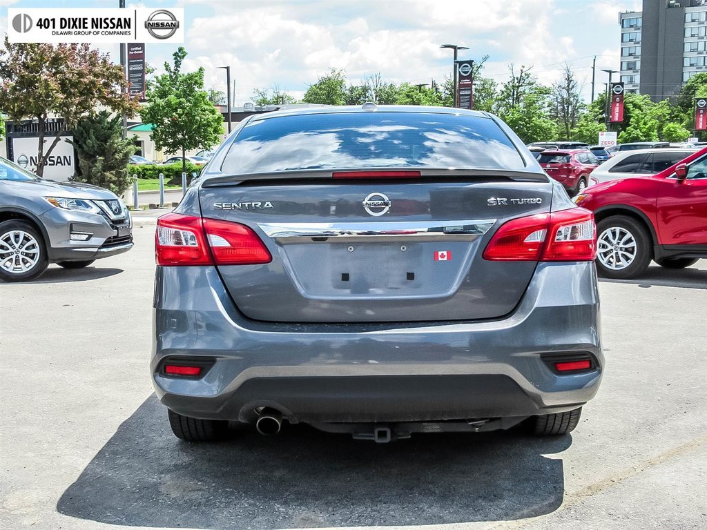 2017 Nissan Sentra 1.6 SR Turbo 6sp in Mississauga, Ontario - 30 - w1024h768px