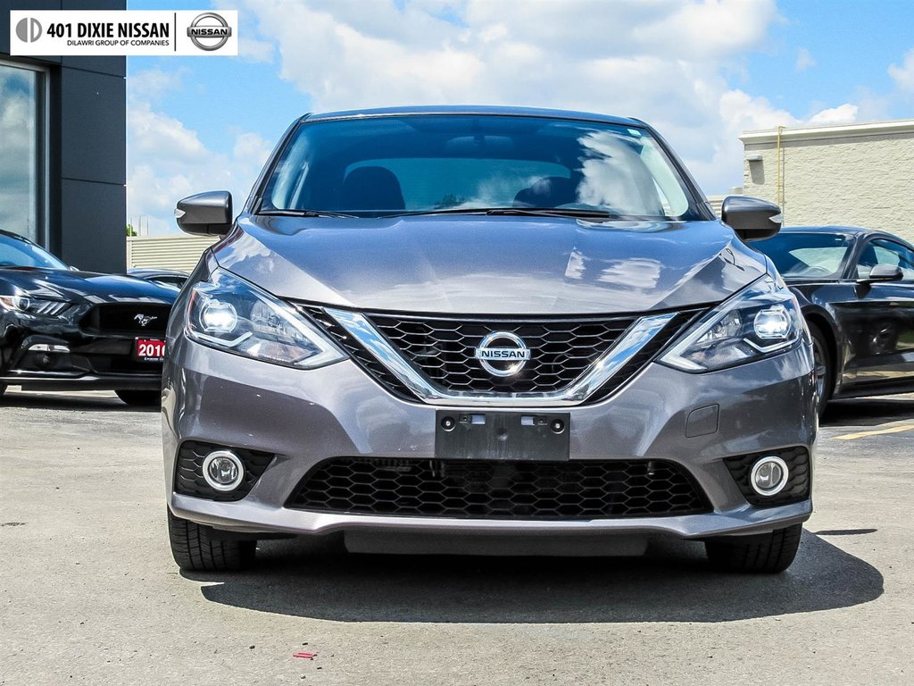 2017 Nissan Sentra 1.6 SR Turbo 6sp in Mississauga, Ontario - 26 - w1024h768px