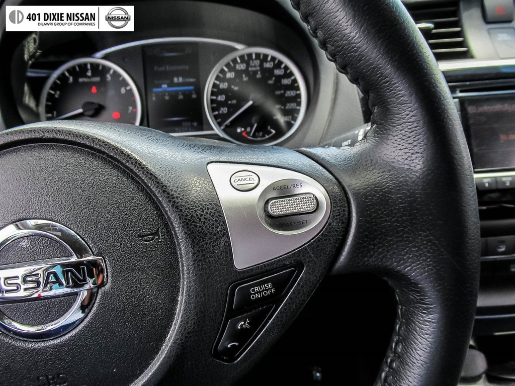 2017 Nissan Sentra 1.6 SR Turbo 6sp in Mississauga, Ontario - 48 - w1024h768px