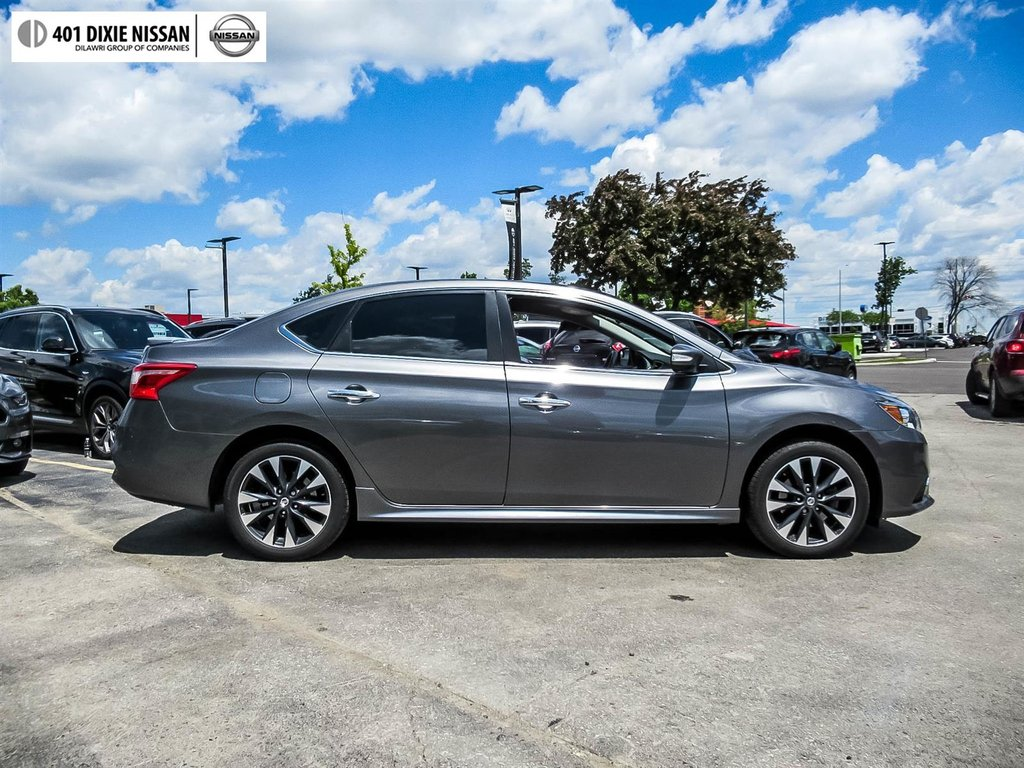 2017 Nissan Sentra 1.6 SR Turbo 6sp in Mississauga, Ontario - 28 - w1024h768px