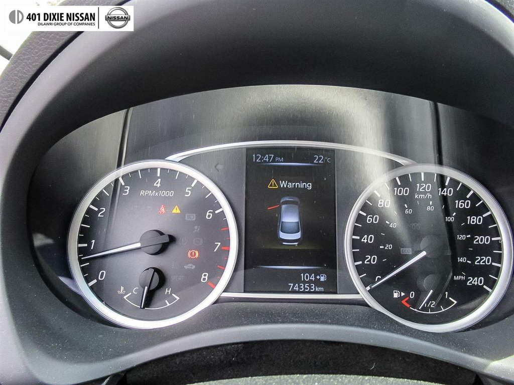 2017 Nissan Sentra 1.6 SR Turbo 6sp in Mississauga, Ontario - 21 - w1024h768px