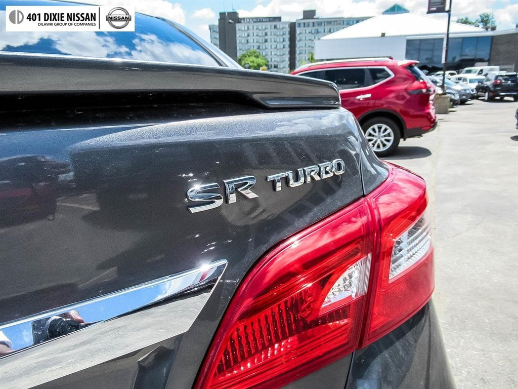 2017 Nissan Sentra 1.6 SR Turbo 6sp in Mississauga, Ontario - 18 - w1024h768px