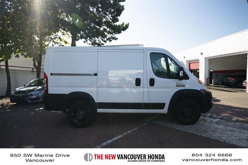 2019 Ram RAM Promaster Cargo Van 1500 Low Roof (118 In WB) in Vancouver, British Columbia - 6 - w1024h768px