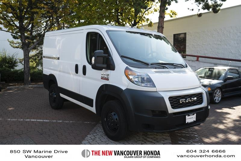 2019 Ram RAM Promaster Cargo Van 1500 Low Roof (118 In WB) in Vancouver, British Columbia - 7 - w1024h768px