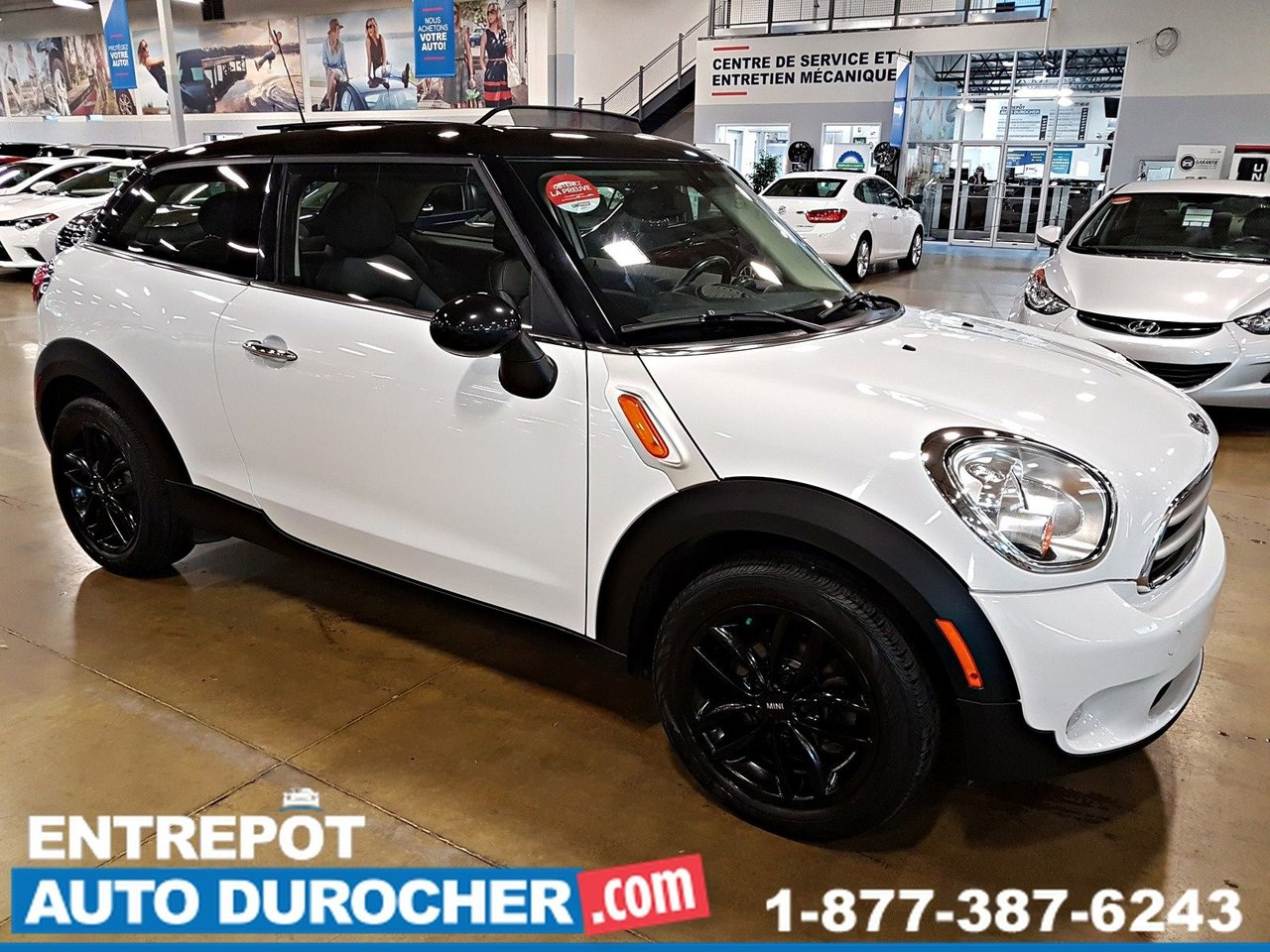 2014 Mini Paceman For Sale In Laval Quebec 1905612077 The Car