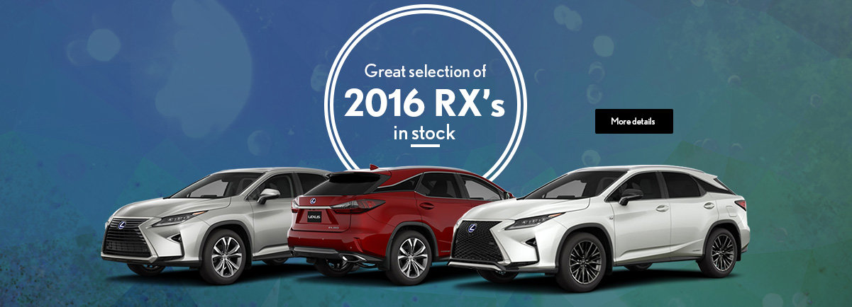 2016 RX Event