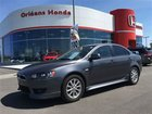 2011 Mitsubishi Lancer SE LEATHER,SUNROOF,HEATED SEATS HUGE MANUFACTURERS WARRANTY,10 YEARS OR A 160,000KMS WITH ALL THE BELLS AN WHISTLES