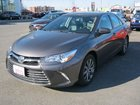 2015 Toyota Camry XLE 4cy Leather, Navigation, Sunroof