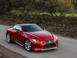 A look at the new 2020 Lexus LC Coupes