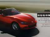 Mazda Unlimited, the only unlimited mileage guarantee in Canada!
