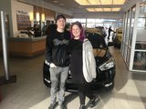 Amy is Great!, McDonald Nissan
