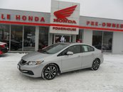 2015 Honda Civic Sedan EX*LOW KM'S!$68.01WEEKLY*LOADED!CLICK FOR DETAILS