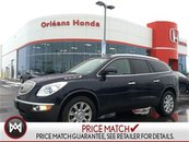 2011 Buick Enclave 7 PASSENGER LEATHER ,HEATED SEATS,AWD