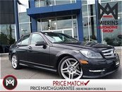 Mercedes-Benz C350 AWD, NAV, PANOROOF  * 2 years extra warranty on all CPO's * 150 points inspection by a Mercedes-Benz Certified Technician * Inte 2013