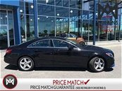 Mercedes-Benz CLS400 AWD, SUNROOF, LEATHER, SPORT SUSPENSION 2015