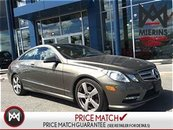 Mercedes-Benz E350 PANO ROOF, BUCKET SEATS, PREMIUM PKG  * 2 years extra warranty on all CPO's * 150 points inspection by a Mercedes-Benz Certified 2013