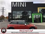 2014 MINI Cooper BLAZING FIRE RED 6SPEED MANUAL TRANSMISSION PANORAMIC SUNROOF LEATHERETTE