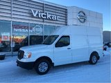 2017 Nissan NV 2500 S V6 *LOCAL TRADE* LOW KMS* CARGO*